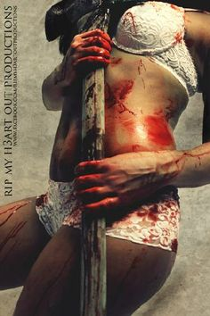 Rip my H3art Out Productions   Horrorfanz Horror Photography