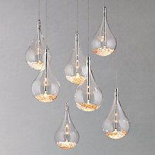 Buy John Lewis Sebastian 7 Light Drop Ceiling Light Online at johnlewis.com £290