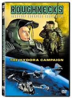 Roughnecks:Starship Troopers - Hydora