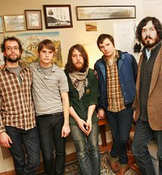 There is NOBODY, I repeat, NOBODY, that sounds like Fleet Foxes.  They are quite unique...as if they belong in the 60's but yet with a modern edge.  Their lead singer, Robin, has such a mature voice to be so young.  I'm over the moon excited about seeing them in concert this fall!