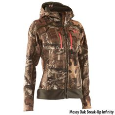 Under Armour Womens Ridge Reaper Jacket . I want this so bad!!!!!