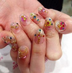 Magical Nails For Magical Girls : Photo