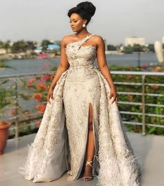 @stylecapitalweddings • Instagram photos and videos Bridal Boxes, Ethereal Wedding, African Fashion Dresses, African Dress, African Attire, African Fabric, Evening Dresses, Prom Dresses, Formal Dresses