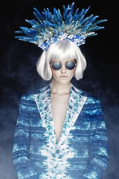 'GENTLEMONSTER' Fashion Editorial Project on Fashion Served