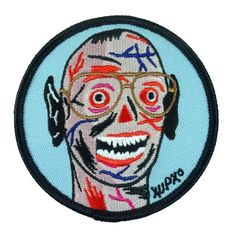 FLAYED TERRY RICHARDSON PATCH #Cupco #Patches