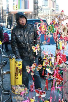 Mobiles, Chinatown