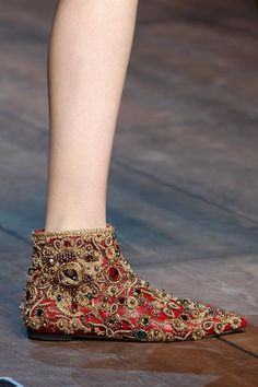Dolce & Gabbana Fall 2014| Cynthia Reccord