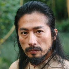 Hiroyuki Sanada in Lost