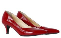Pantofi de dama Red chilly Kitten Heels, Pumps, Shoes, Fashion, Lady, Choux Pastry, Moda, Zapatos, Shoes Outlet