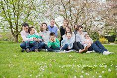 Photographe famille nombreuse Paris