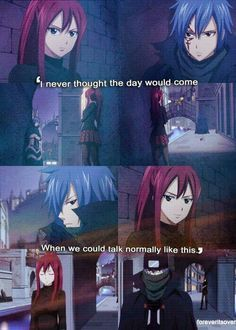 Fairy Tail | JeRza Scene