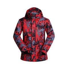 Honest 10k Mens Ski Jacket Winter Outdoor Sportswear Snow Windproof Waterproof 10000 Ski Jacket Camping And Trekking Warm Jacket 100% Original Snowboarding Jackets