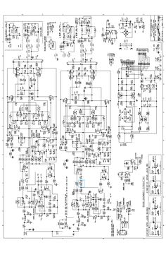 One of my favorite amp schematics Hughes and Kettner Tube