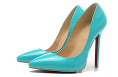 louboutin pigalle pumps图片