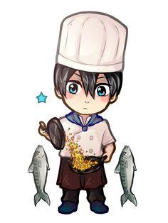 Chef Haru