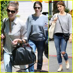 #Ashley Greene Spends Weekend with Mother Michele! --- More News at : http://RepinCeleb.com  #celebnews #repinceleb #AshleyGreene, #Gossip, #Music, #Newsroom