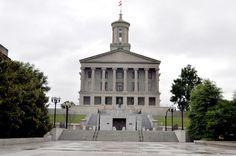 12) Nashville Capitol Building