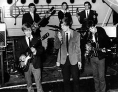 July 12, 1962 Rolling Stones first concert at Marquee Club