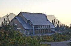New Henry Jackson Visitor Center at Paradise, Mount Rainier National Park