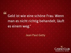 #CasinoClub #Zitate