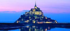 Le Mont Saint Michel, a maravilha francesa