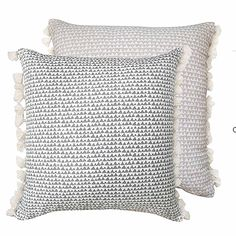MADRAS LINK MATTEO GREY/WHITE SOFA DECOR THROW CUSHION 50x50cm **FREE DELIVERY** in Home & Garden, Home Décor, Cushions, Decorative Pillows | eBay!