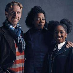Nova foto do elenco da peça #HarryPotterAndTheCursedChild! #RonWeasley #HermoineGranger #RoseGrangerWeasley • • • • • • • • • • • • • • • • • • • • • • • • • • • • •  New photo of cast of piece #HarryPotterAndTheCursedChild! #RonWeasley #HermoineGranger #RoseGrangerWeasley