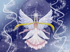 Sailor Moon Cosplay: Sailor Moon Neo-Queen Serenity
