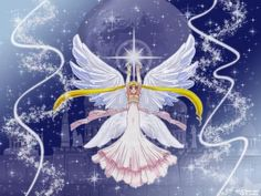 Sailor Moon Cosplay: Sailor Moon Neo-Queen Serenity