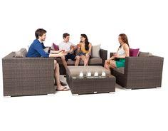 4 person Liana Lounge Set
