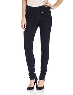 Jag Jeans Women's Nora Pull-On Skinny Jean in Comfort Denim