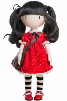 Gorjuss Doll - Ruby (Santoro London) - Send A Toy Doll Toys, Baby Dolls, Best Baby Doll, Santoro London, Doll Shop, New Dolls, Dolls Dolls, Little Doll, Soft Dolls
