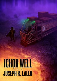 Cover Reveal! And pre-order too. Release date is July 14th! The illustration is as always by the brilliant Nick Deligaris.  Ichor Well is the third adventure in the Free-Wrench Series of Steampunk novels.  Ever since Nita Graus left her homeland and joined the crew of the Wind Breaker the reputation of the airship and its crew has been growing. The destruction of the mighty dreadnought the escape from the legendary Skykeep and the inexplicable ability to remain hidden from the ever-watchful…