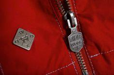 Větrovka Drizzle Jacket Ladies´ Red