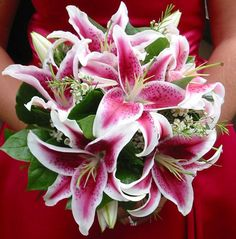 Super Stargazer bouquet