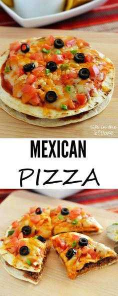 Mexican Pizza! Just like the one from Taco Bell but so much better!!