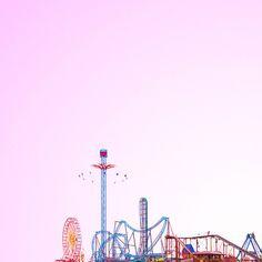 Candy-Colored Minimalism Photography – Fubiz™
