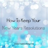 How to Actually Keep Your New Years' Resolutions