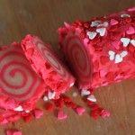 Valentines sugar cookies