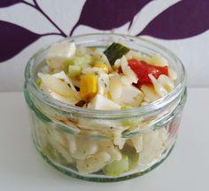 Kritharaki - Salat, ein leckeres Rezept mit Bild aus der Kategorie Pasta. 157 Bewertungen: Ø 4,5. Tags: Eier oder Käse, einfach, gekocht, Gemüse, Nudeln, Party, Pasta, Reis- oder Nudelsalat, Salat, Schnell, Studentenküche, Vegetarisch