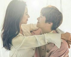 Song Ji Hyo and Gong Myung, Beauty View photoshoot