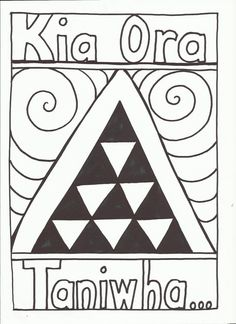 mauri coloring pages - photo#13