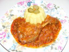 Tocanita de rata Carne, Meat, Chicken, Food, Beef, Meal, Hoods, Buffalo Chicken, Eten