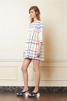 Lisa Perry | Resort 2015 Collection | Style.com
