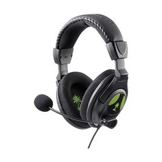 Turtle Beach Ear Force X12 Gaming Headset with Amplified Stereo Sound... ($49) ❤ liked on Polyvore featuring electronics