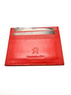 Marha bőr, kellemes tapintású, igényes kártyatartó. Elöl és hátul is három-három kártya tartó résszel. Méret: 10×8 cm Card Holder, Wallet, Rolodex, Purses, Diy Wallet, Purse
