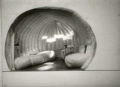 Teresa Józefowicz, Pneumatic Tent, thesis (supervisor Lech Tomaszewski), 1967 Interior Garden, Interior And Exterior, Interior Design, Hipp Baby, Anatomy Sculpture, Plan Drawing, Drawing Ideas, Space Architecture, Site Plans
