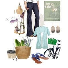 Farmer's Market outfit