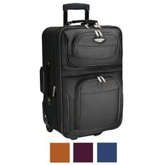 21 Inch Carry-On Luggage Lightweight