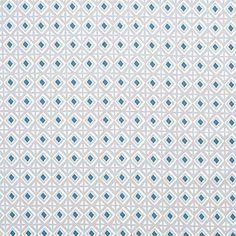 Ultramarine Diamondback Sheet Set | Serena & Lily - dining room chair covers?